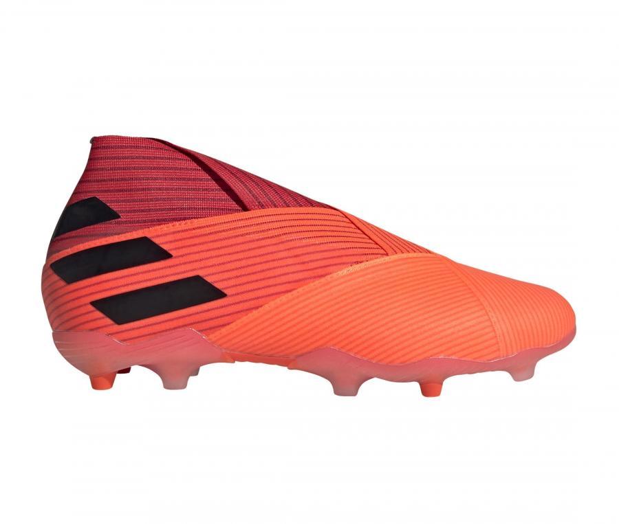 adidas Nemeziz 19+ FG Orange Junior