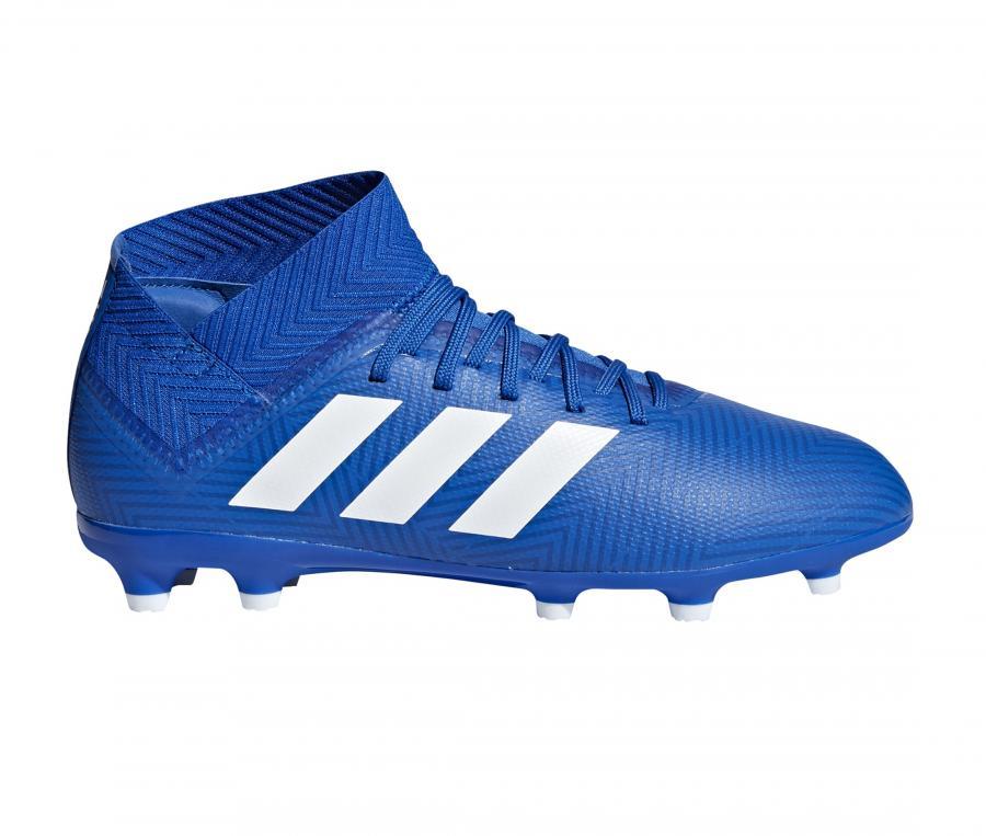 adidas Nemeziz 18.3 FG Bleu Junior