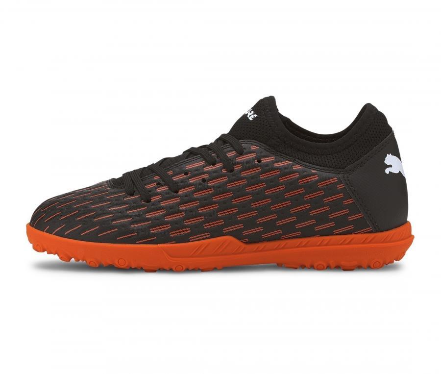 Puma Future 6.4 TT Noir/Orange Junior