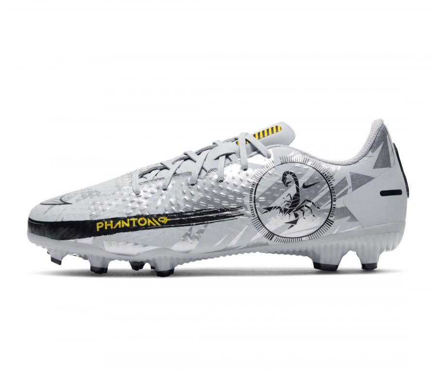 Nike Phantom GT Academy MG Gris Junior