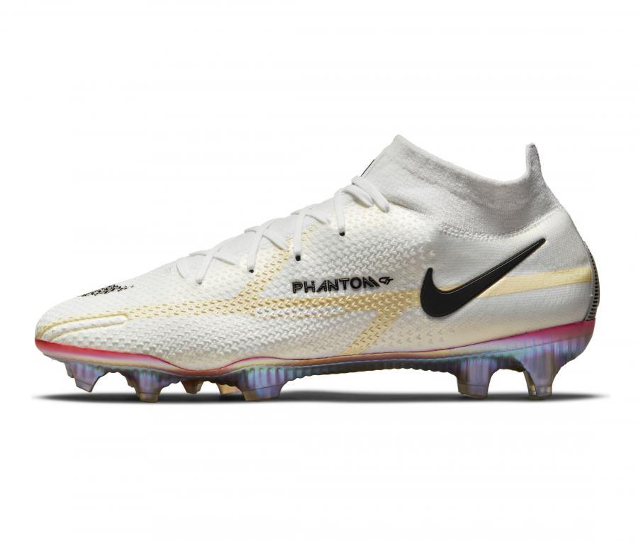 Nike Phantom GT2 Elite DF FG Blanc