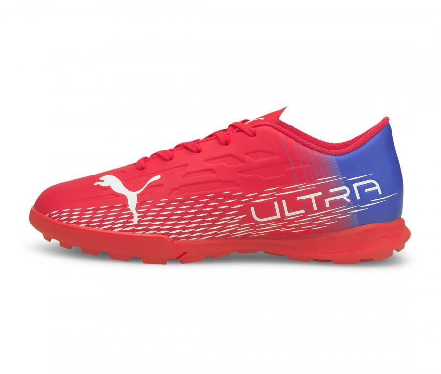 Puma Ultra 4.3 TT Rouge Junior