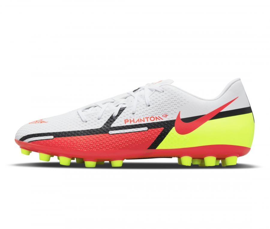 Nike Phantom GT2 Academy AG Blanc
