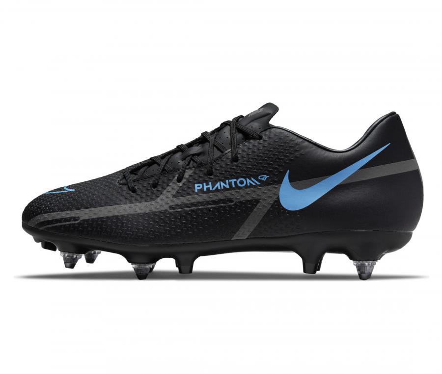 Nike Phantom GT2 Academy SG-PRO Anti-Clog Noir