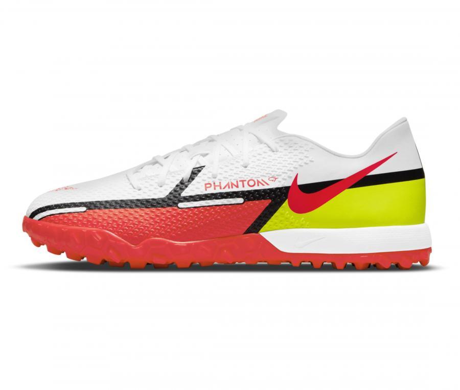 Nike Phantom GT2 Academy TF Blanc