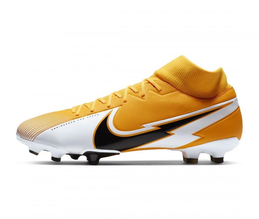 Nike Mercurial Superfly VII Academy DF MG Blanc