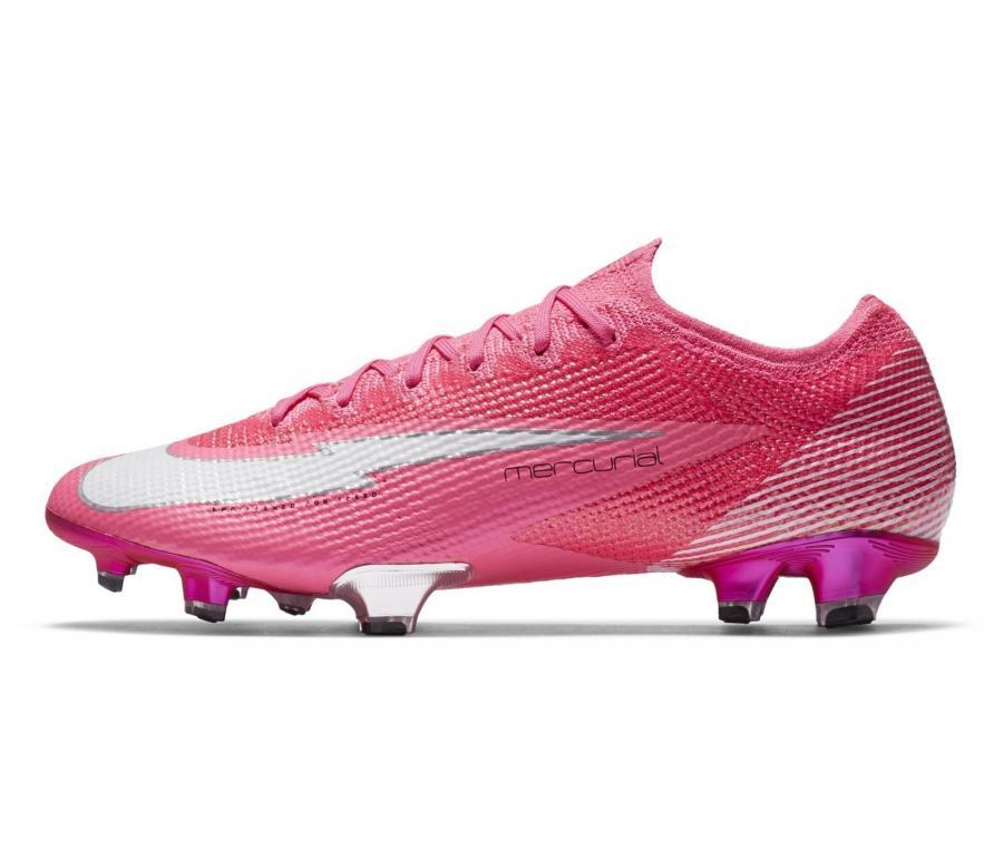 Nike Mercurial Vapor XIII Elite Kylian Mbappé FG Rose