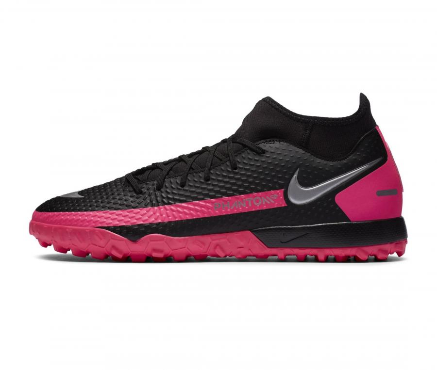 Nike Phantom GT Academy Dynamic Fit TF Noir/Rose