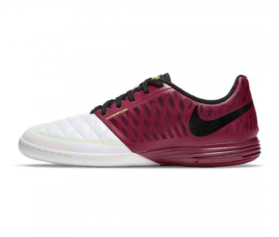 Nike Lunar Gato II IC Rouge/Blanc