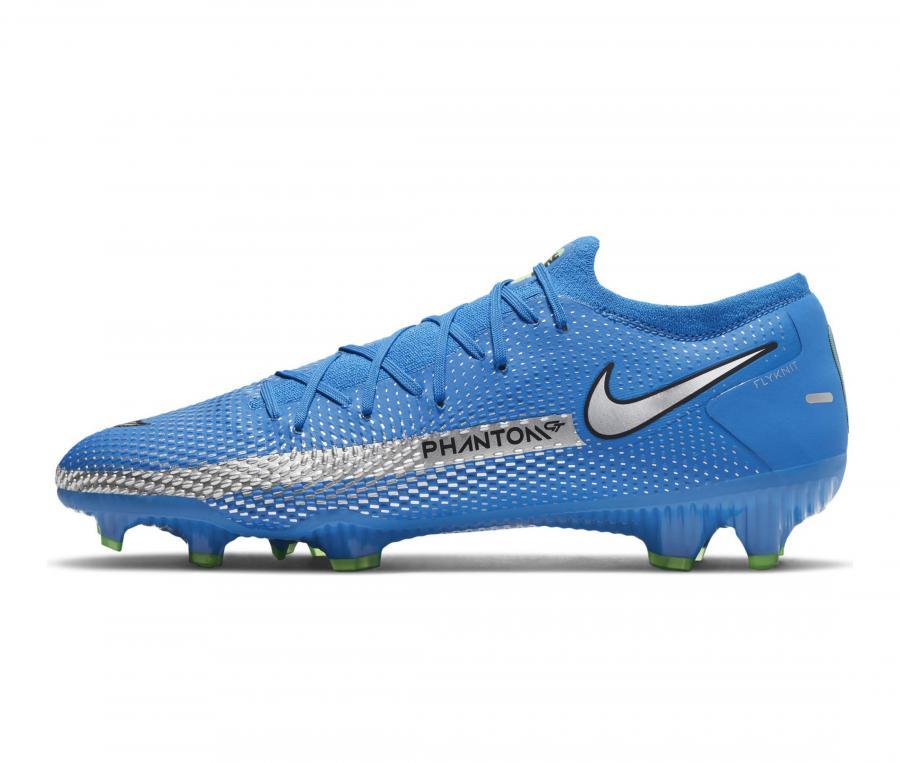 Nike Phantom GT Pro FG Bleu