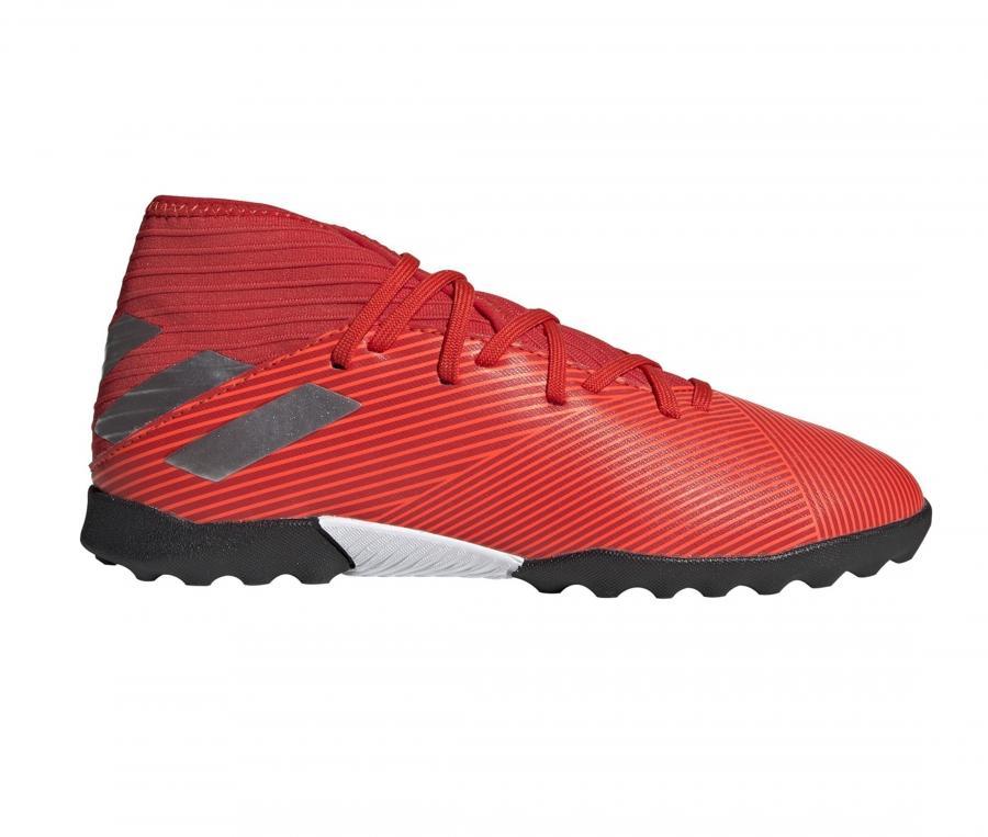 adidas Nemeziz 19.3 TF Rouge/Noir Junior
