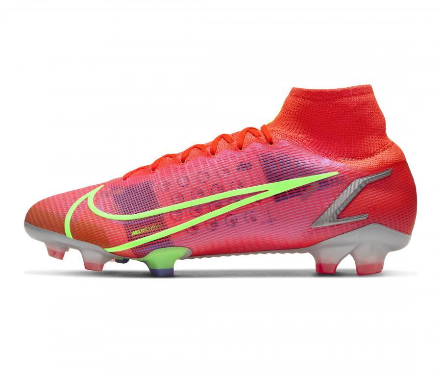 Nike Mercurial Superfly VIII Elite DF FG Rose/Orange