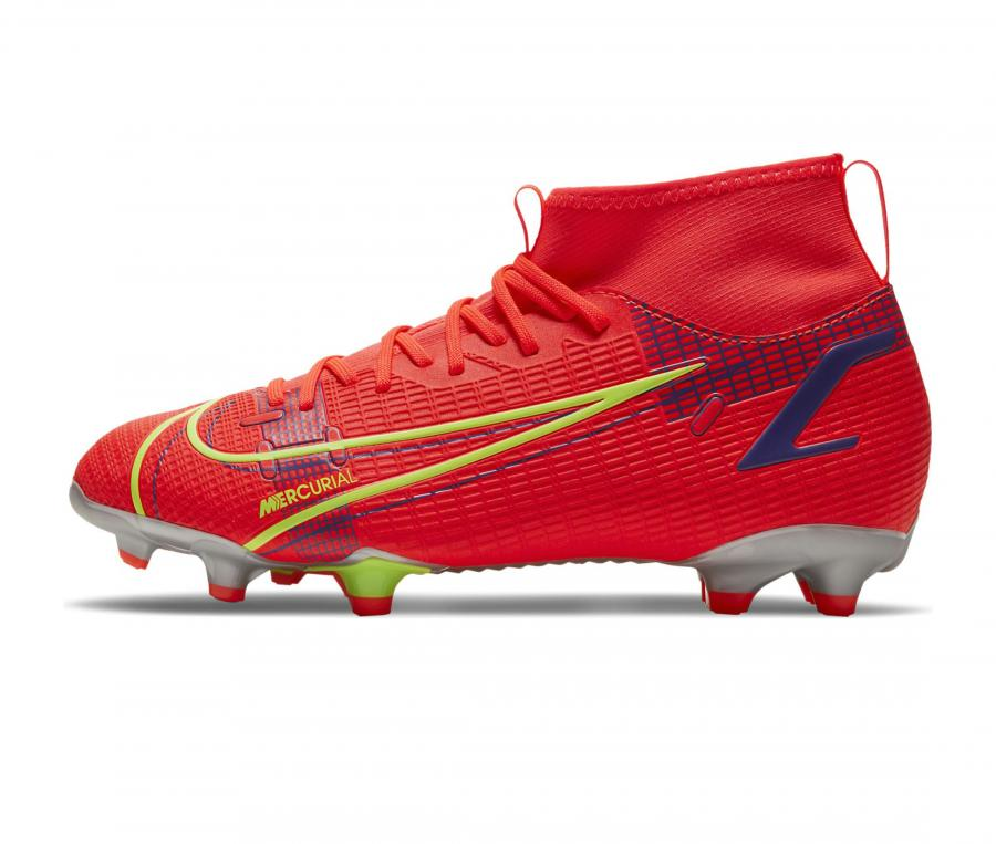 Nike Mercurial Superfly VIII Academy DF MG Orange Junior