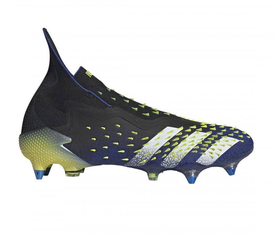 adidas Predator Freak + SG Noir/Bleu