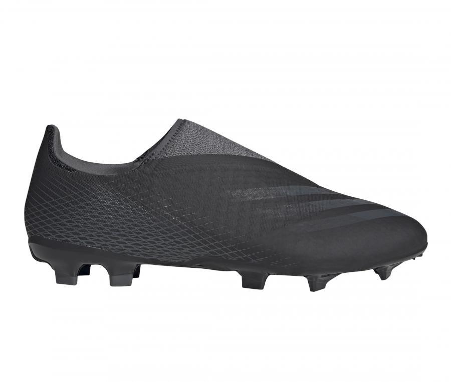 adidas X Ghosted.3 FG Noir/Gris