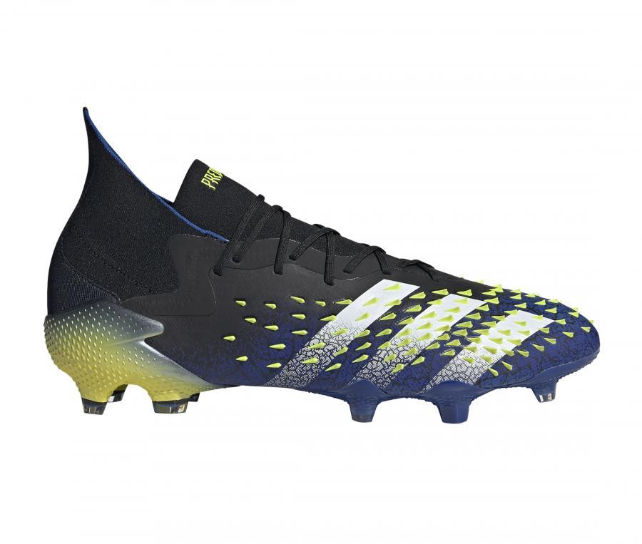 adidas Predator Freak 1 FG Noir/Bleu