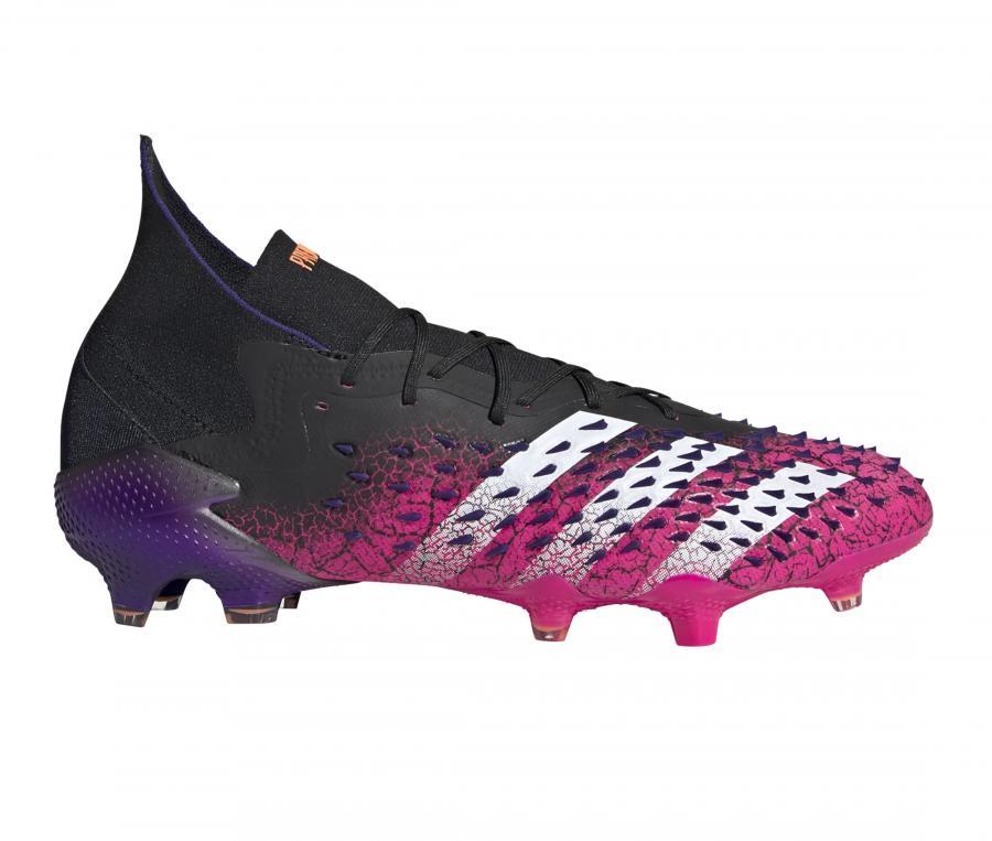 adidas Predator Freak 1 FG Noir/Rose