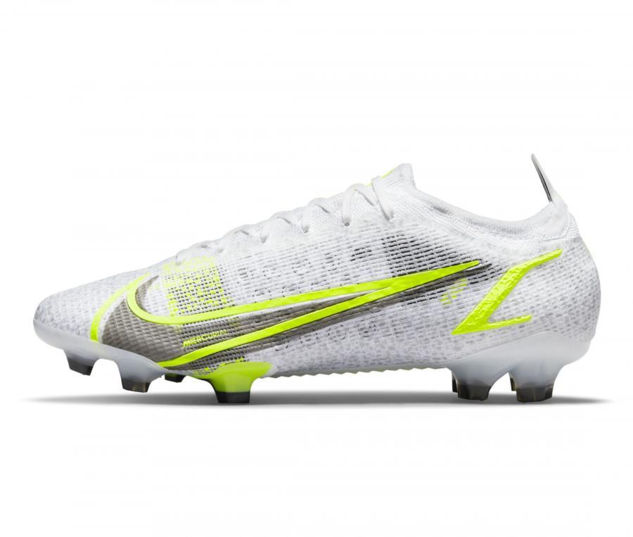 Nike Mercurial Vapor XIV Elite FG Blanc/Gris