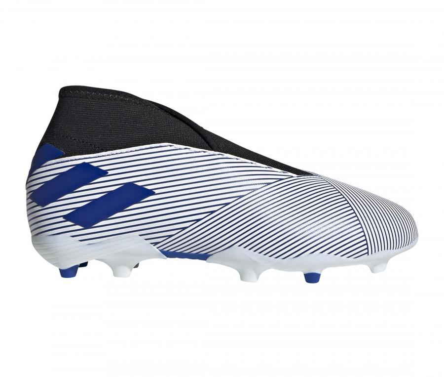 adidas Nemeziz 19.3 LL FG Bleu/Blanc Junior