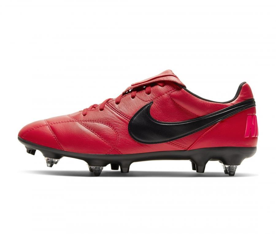 Nike Premier II SG-PRO Anti-Clog Rouge