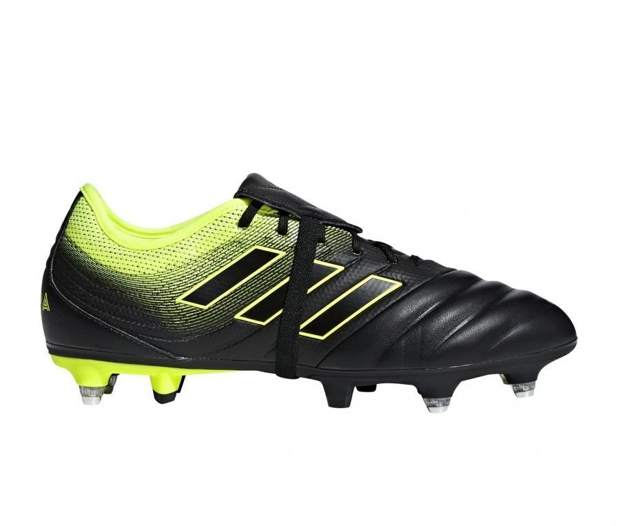 adidas Copa Gloro 19.2 SG Noir/Jaune