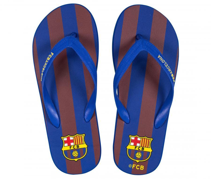 Tongs Essentiel Barcelone Bleu Junior
