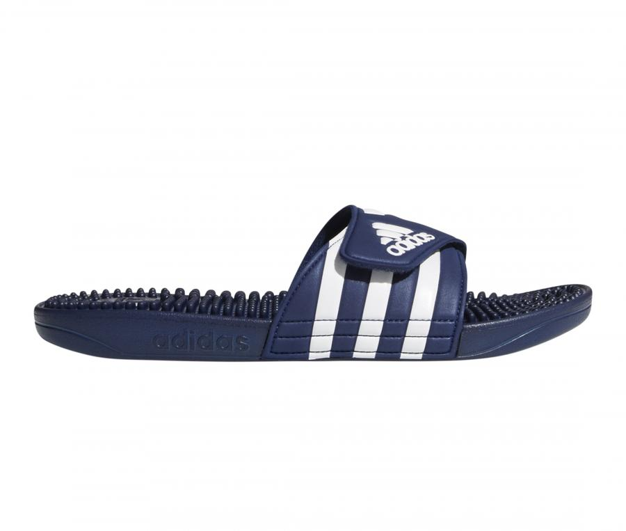 Tongs adidas Adissage Bleu