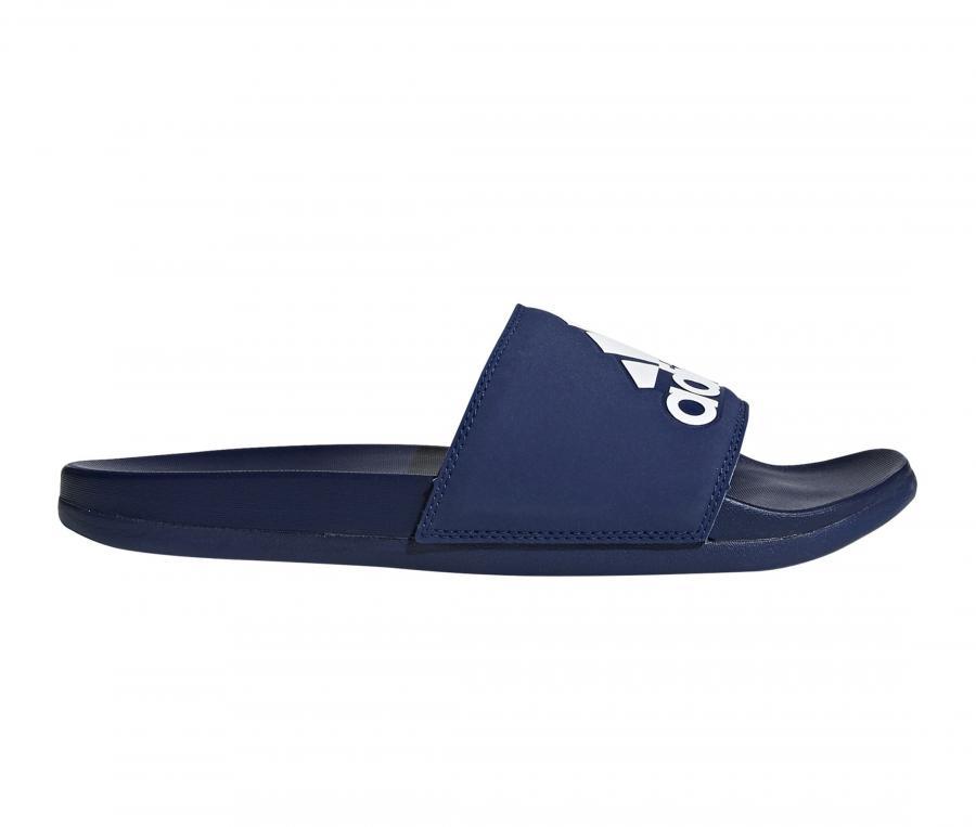 Tongs adidas Adilette Bleu