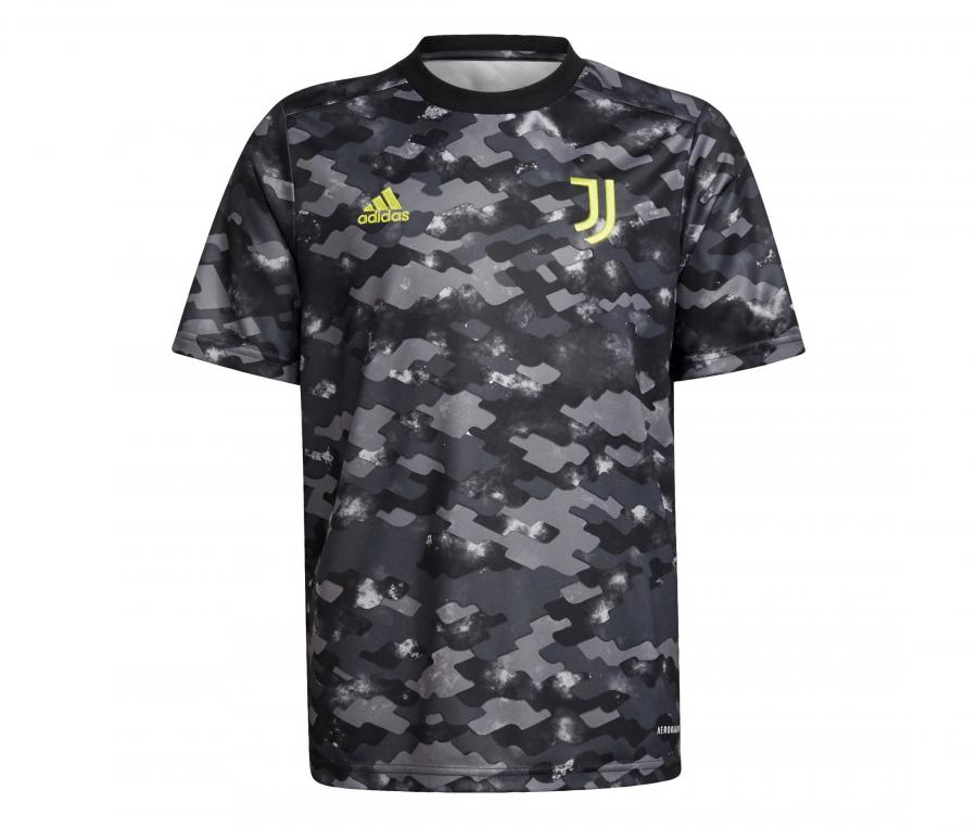 Maillot Pré-Match Juventus Gris