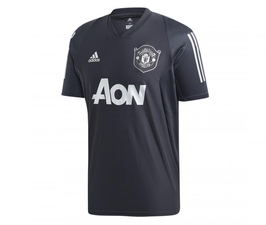 Maillot Entraînement Manchester United Ultimate Gris