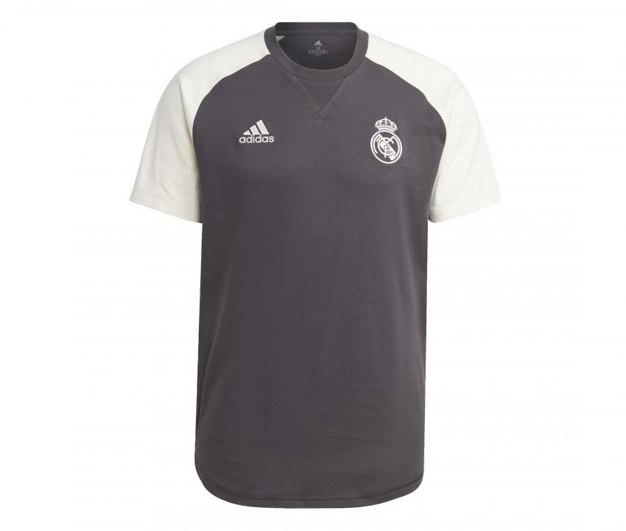 T-shirt Real Madrid Travel Gris