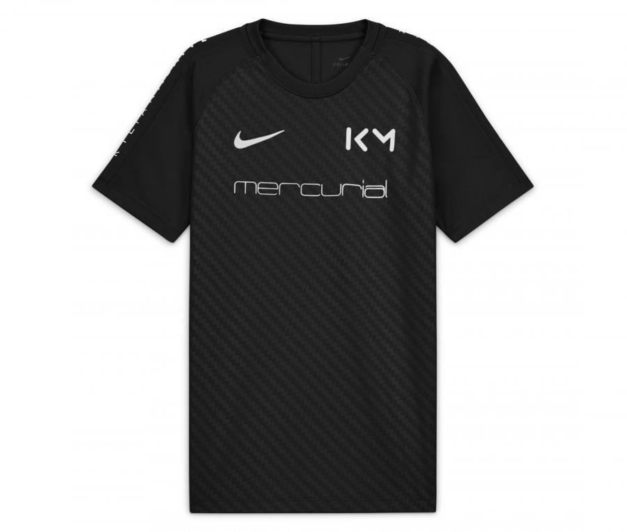 Maillot Nike Kylian Mbappé Noir