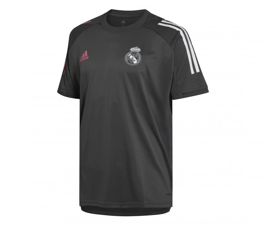 Maillot Entraînement Real Madrid Gris