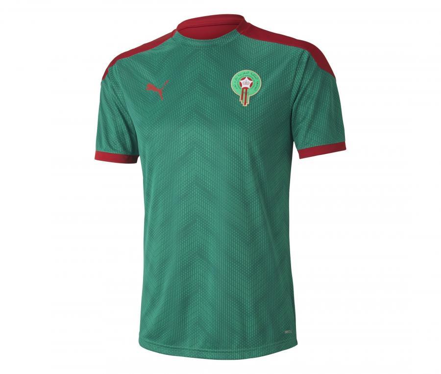 Maillot Pré-Match Maroc Vert