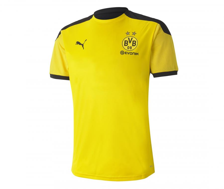 Maillot Entraînement Dortmund Jaune/Noir