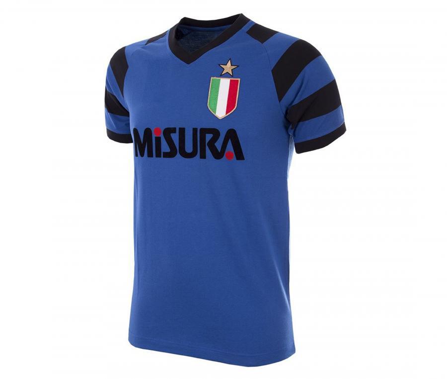 Maillot Rétro Inter Milan 1989/94 Bleu