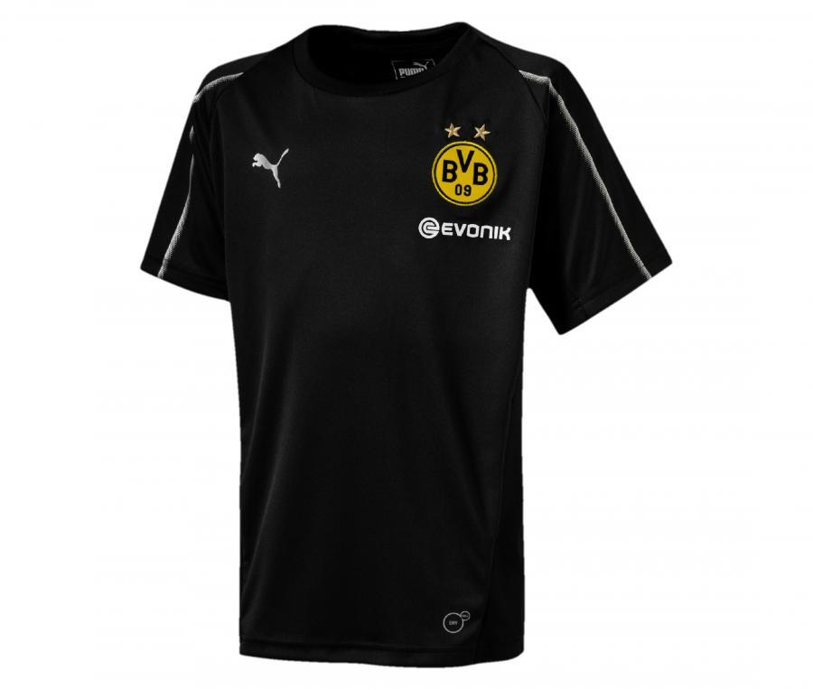 Maillot Entraînement Dortmund Noir Junior