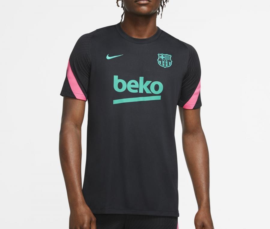 Maillot Entraînement Barça Strike Noir