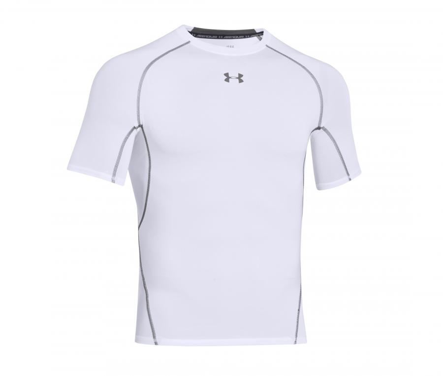 Maillot Compression Under Armour Blanc