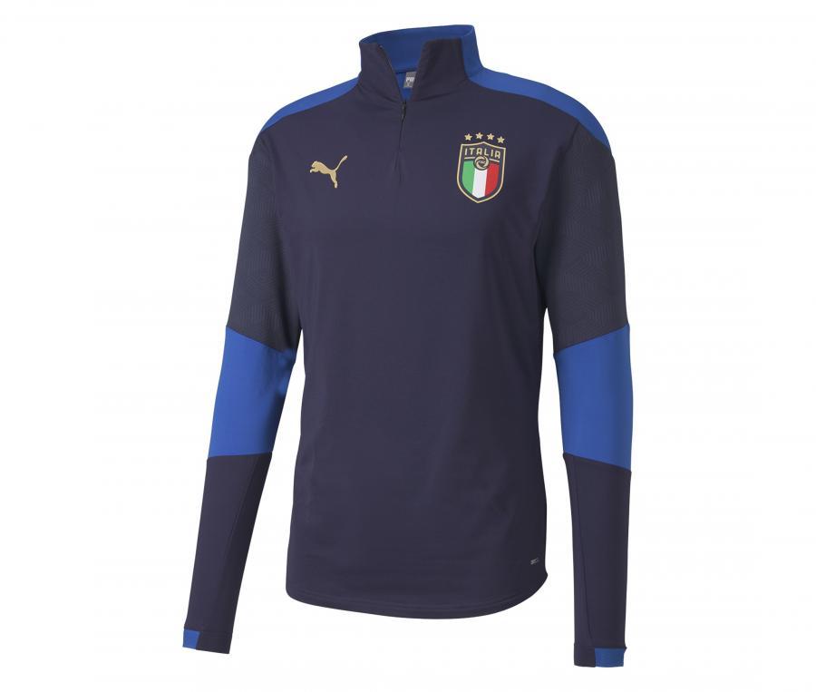 Training Top Italie Bleu