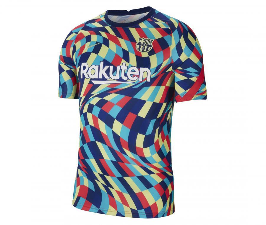 Maillot Pré-Match Barça Multicouleur