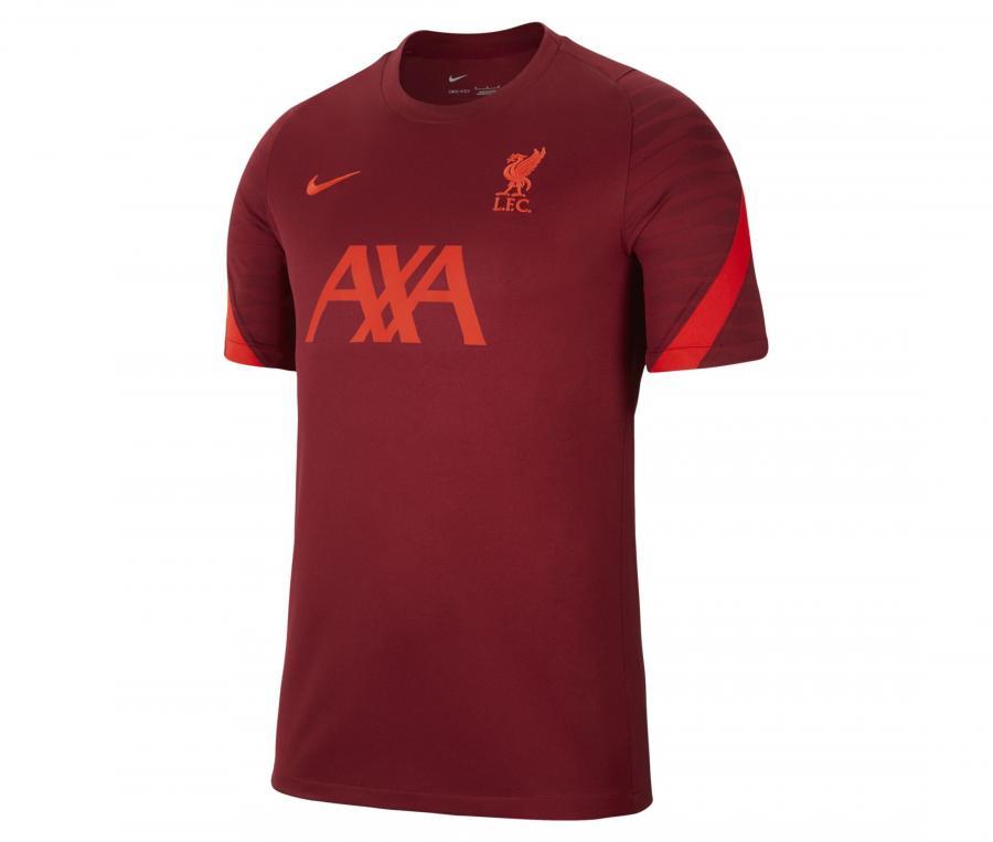 Maillot Entraînement Liverpool Strike Rouge