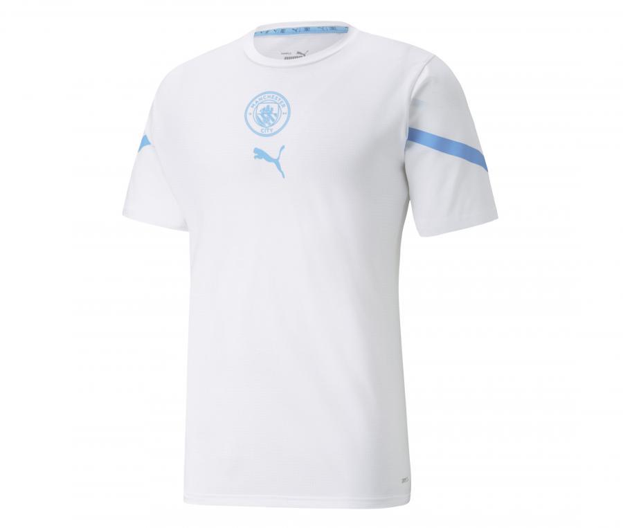 Maillot Manchester City Pré-Match Blanc