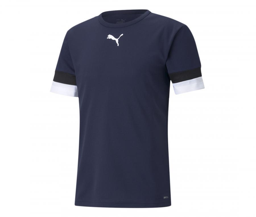Maillot Puma TeamRise Bleu