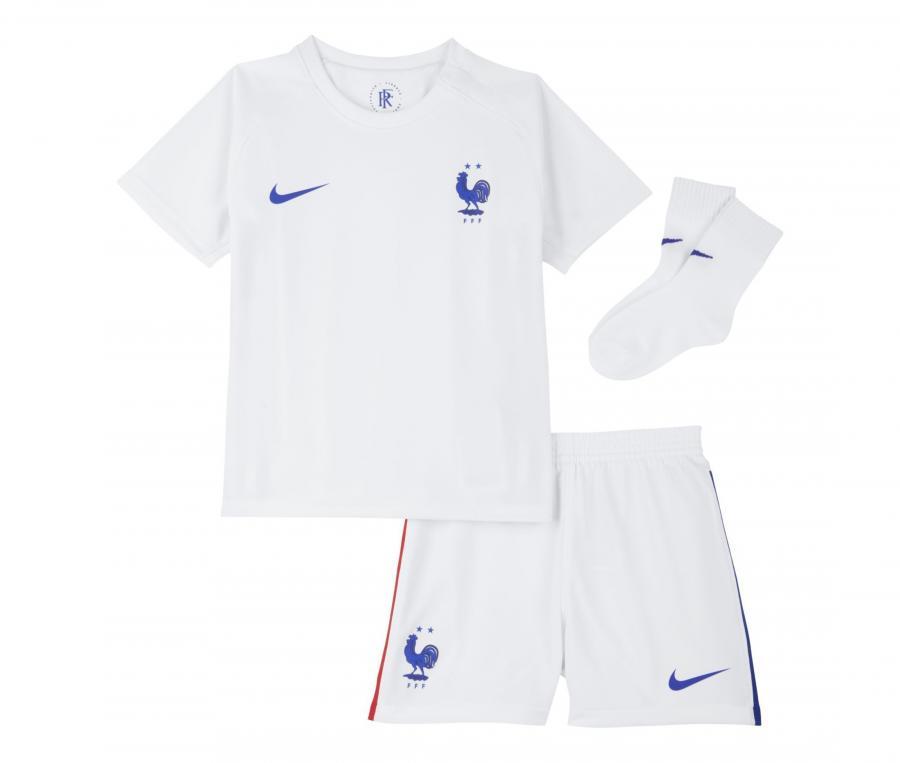 Mini Kit France Extérieur 2020-2021 Bébé