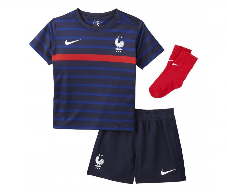 Mini Kit France Domicile 2020-2021 Bébé