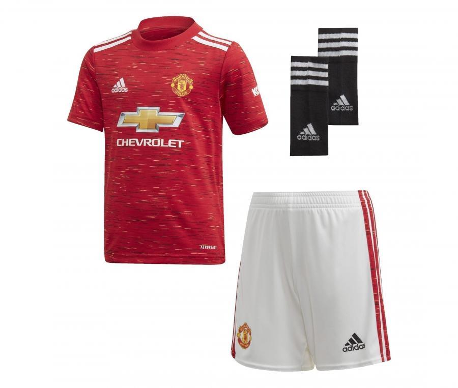 Mini kit Manchester United Domicile 2020/2021