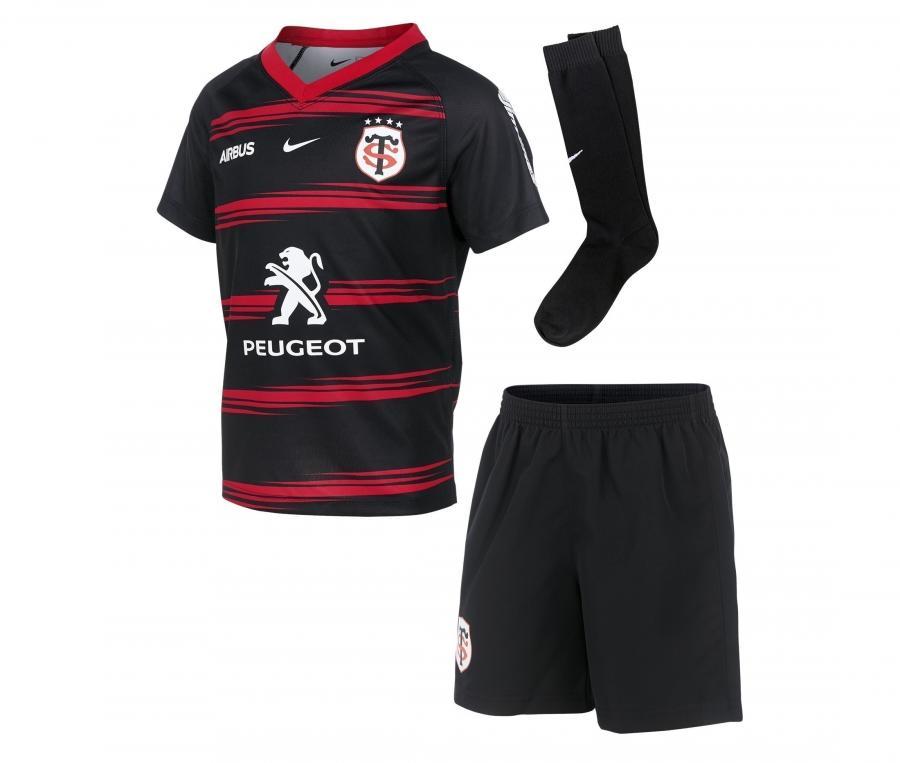 Mini Kit Stade Toulousain Domicile 2020/2021