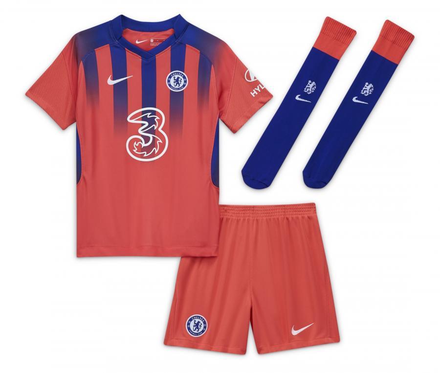 Mini Kit Chelsea Third 2020/2021 Junior