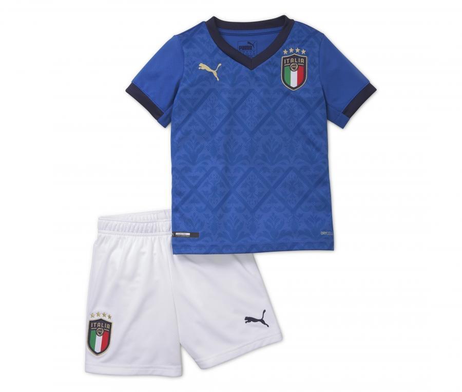 Mini Kit Italie Domicile 2020/2021 Junior